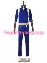 My Hero Academia Shoto Todoroki Fighting Uniform Cosplay Costume
