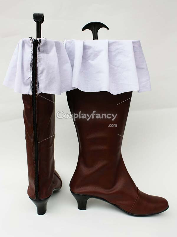One Piece Cospla Jewelry Bonney Artificial Leather Cosplay Boots