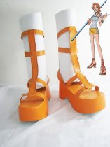 One Piece Cosplay Nami Cosplay Sandals