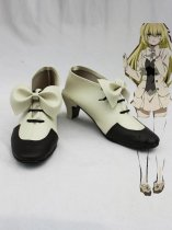 Pandora Hearts Cosplay Shoes Ada Vessalius's Bow Detailed Shoes