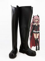 Seraph of the End Krul Tepes Cosplay Boots