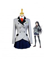 Shimoneta Cosplay Ayame Kajou School Uniform Cosplay Costume