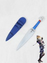 The Legend of Zelda Hyrule Warriors Sheik Cosplay Daggers