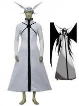 Bleach The Cuarta Espada Ulquiorra Cifer Uniform Cosplay Costume