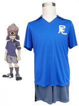 Inazuma Eleven Cosplay Middle School Football Trikot Cosplay Costume