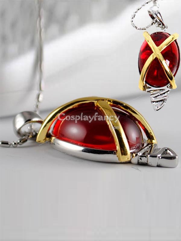 Shakugan no Shana Cosplay Flame of the Heavens Cosplay Necklace