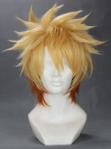 Amnesia Cosplay TOMA Short Cosplay Wig