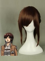 Attack on Titan Cosplay Sasha Blaus Cosplay Wig