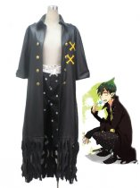 Black Ao No Exorcist The King of Earth Amaimon Cosplay Costume