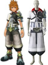 Kingdom Hearts Ventus Cosplay Costume