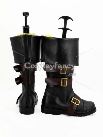 NieR Automata 9S Video Games Cosplay Boots - Click Image to Close