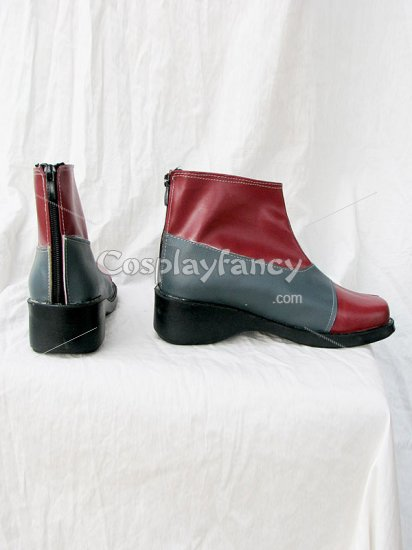 Tales of the Abyss Luke fon Fabre Cosplay Boots - Click Image to Close
