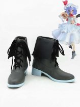 Touhou Project Remilia Scarlet Wedding Cosplay Boots