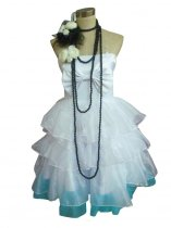 Vocaloid Hatsune Miku Camellia Cosplay Costume/Dress