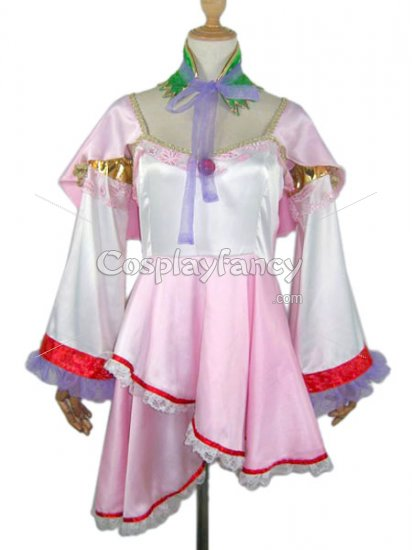 Dynasty Warriors Cosplay Da Qiao Fancy Cosplay Costume - Click Image to Close