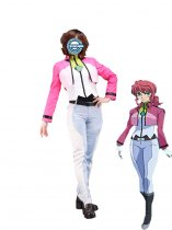 Gundam 00 Cosplay Felt Grace Suit Cosplay Costume