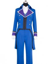 K Project Cosplay Scepter 4 Uniform Cosplay Costume