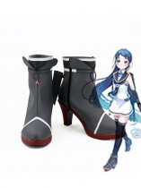 Kantai Collection Destroyer Samidare Cosplay Boots