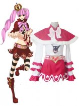 One Piece Cosplay Perona Cute Cosplay Costume