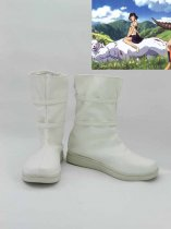 Princess Mononoke San White Cosplay Boots