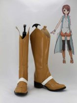 Problem Children are Coming from Another World You Kasukabe Cosplay Boots