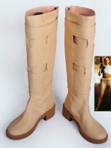 Star Wars The Force Awakens Padme Naberrie Amidala Cosplay Boots