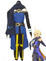 Tales of Symphonia Cosplay Emil Castagnier Coplay Costume