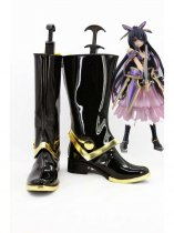 Date A Live Tohka Yatogami Cosplay Show Boots