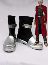 Fate/stay Night Cosplay Archer Short Cosplay Boots