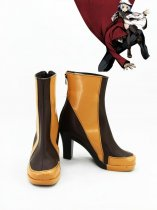 Guilty Crown Cosplay Carol Short Cosplay Boots