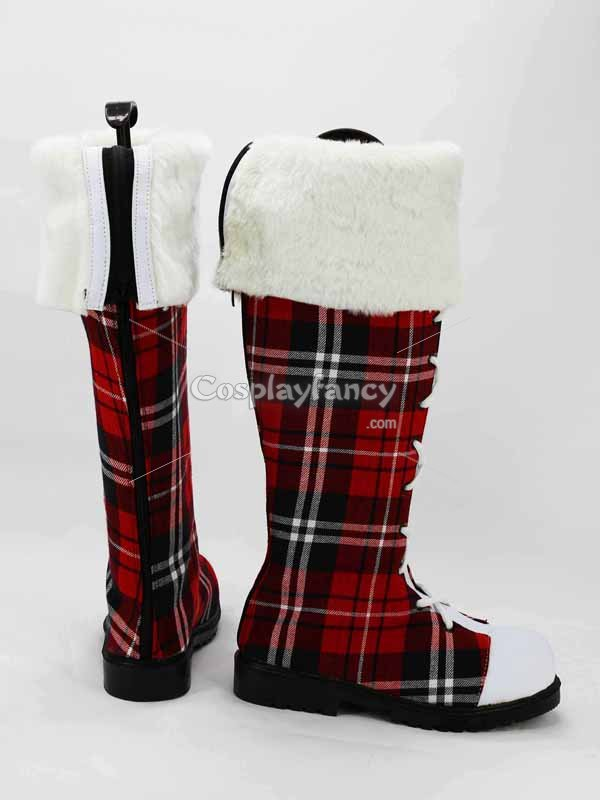 Love Live! Christmas Cosplay Boots