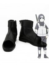 Naruto Itachi Uchiha Black Ops Cosplay Ninja Shoes