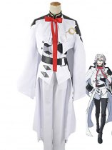 Seraph of the End Ferid Bathory Vampires Uniform Cosplay Costume