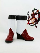 BlazBlue Cosplay Litchi Faye-Ling Female Cosplay Boots