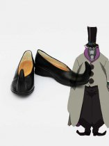 D. Gray-man Cosplay The Eanl of Millennium Cosplay Shoes