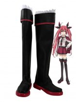 Date A Live Cosplay Kotori Itsuka Cosplay Boots