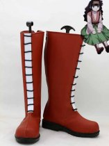 Hunter X Hunter Cosplay Allca Zaoldyeck Red Cosplay Boots