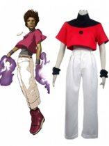 King of Fighter 97 Cosplay Chris Cosplay Costume