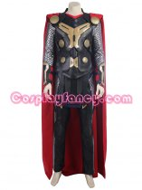 Thor Cosplay Costume Thor: The Dark World Cosplay Costume