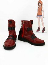 Toaru Majutsu no Index Kinuhata Saiai Cosplay Boots