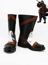 Final Fantasy X Auron Cosplay Boots