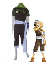 One Piece Usopp Two Years ago Cospaly Costume