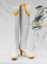 Tiger & Bunny Karina Lyle/Blue Rose White Cosplay Boots