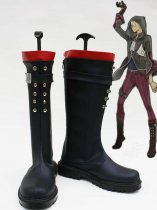 Unlight Librarian Salgado Cosplay Boots