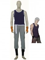 Bleach Cosplay Kensei Muguruma Cosplay Costume