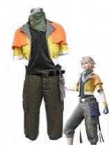 Final Fantasy XIII Cosplay Uniform Cloth Hope Estheim Cosplay Costume