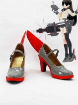 Kantai Collection Fleet Girls Isokaze Female Cosplay Shoes