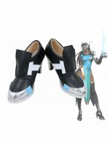 Overwatch Satya Vaswani Symmetra Cheongsam Cosplay Shoes
