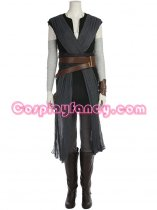 Star Wars 8 Costume Rey Cosplay Costume