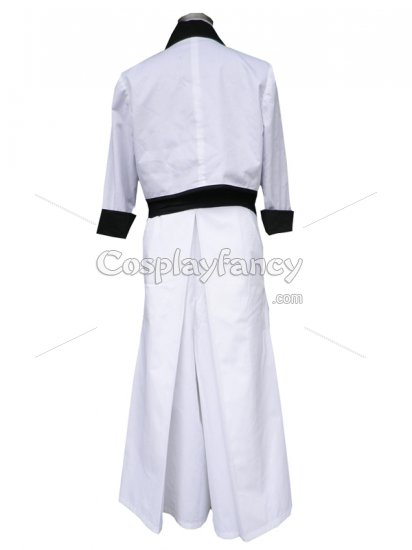 Bleach Cosplay Uniform Cloth Grimmjow Jaggerjack Cosplay Costume - Click Image to Close